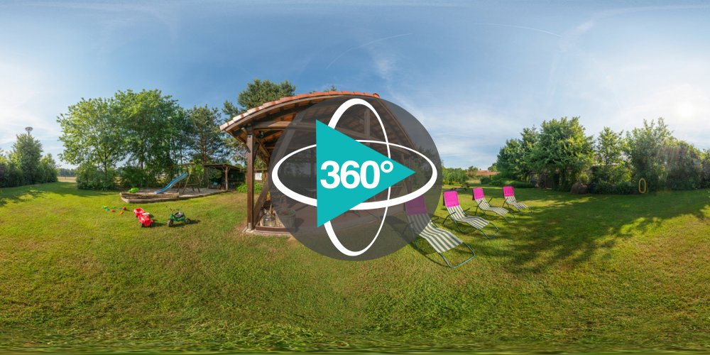Play '360° - Spreewaldferienwohnungen Stein - Webseite
